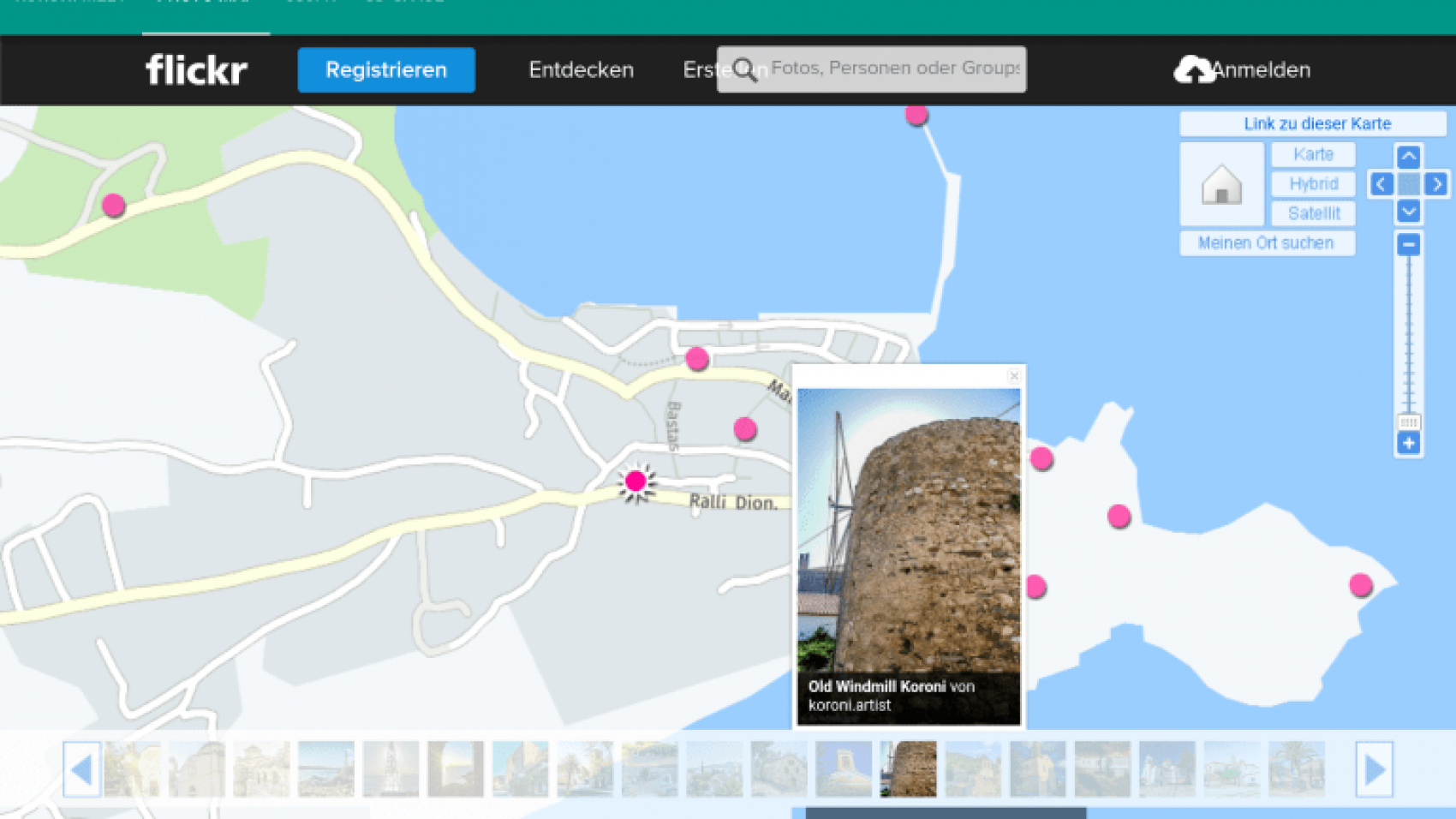 Web-App-PhotoMap