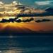 Sunrise Above Taigetos with Clouds - Koroni Sky Story