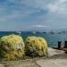 Yellow Fisher Nets in the Harbour - Mediterranean Spirit