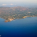 Koroni Aerial View in the Morning - Panorama Landscape