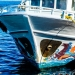 Bow of a Mediterranean Fisherboat - Sea Story