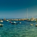 Fisherboats in Koroni Harbour - Sea Stories