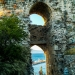 Kastro Main Gate - Historic