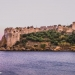 Koroni Kastro in the Evening - Skyline