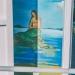 Painted Mermaid on Fisherboat - Mediterranean Spirit