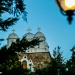 Monastery Roof and Lantern - Koroni