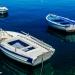 Fishermen's Rowing Boats - Mediterranean Sea Story