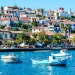Koroni Skyline With Marina And Harbour - Mediterranean Spirit of Koroni