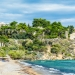 Zanga Beach With Monastery & Zanga Beach With Monastery and Eleistria - Koroni Beaches- Koroni Beaches