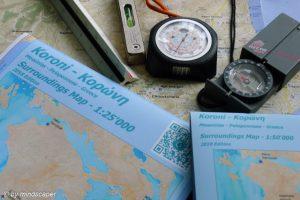 Koroni Maps - Printed - 2018
