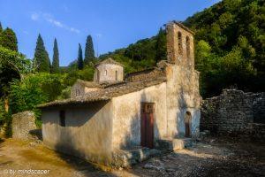 Agios Theodoris Monastery - Chomatero