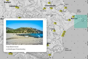 Koroni Surroundings Photo Map