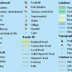 Koroni Topo50 Map Symbols (2018 v3)