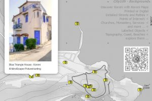 Koroni City Photo Map