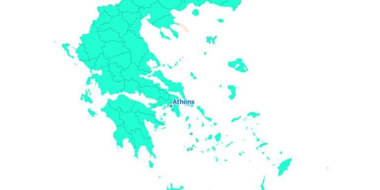 Greece Overview Green Map