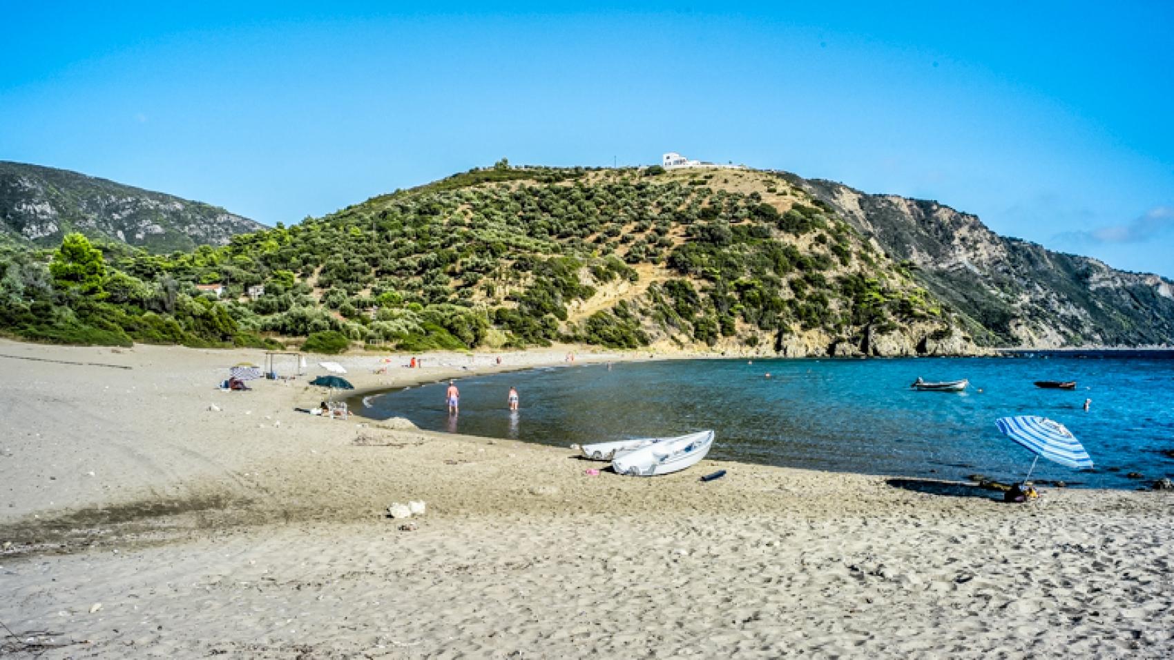 Tsapi Beach Koroni