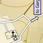 Charokopio City Map 1:10'000 Sample 2