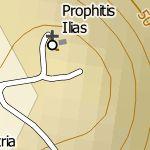 Vounaria City Map 1:10'000 Sample 1