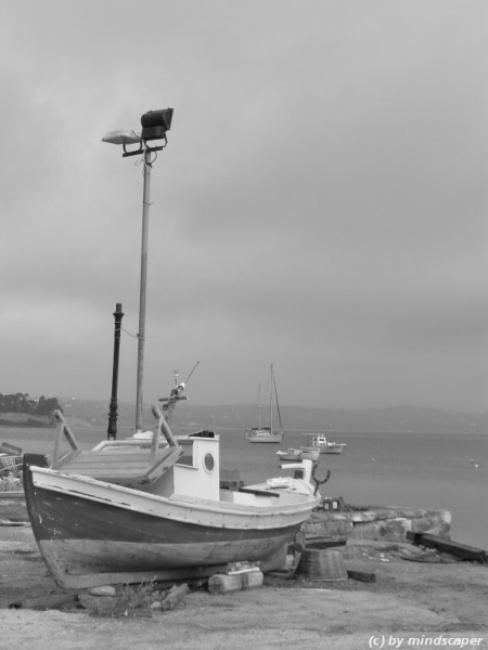 boat at yard