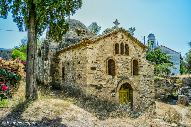 Agia Sophia And Charalambos Church - Koroni Churches