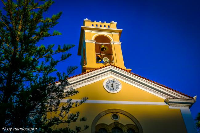 Agios Dimitrios - Koroni Churches