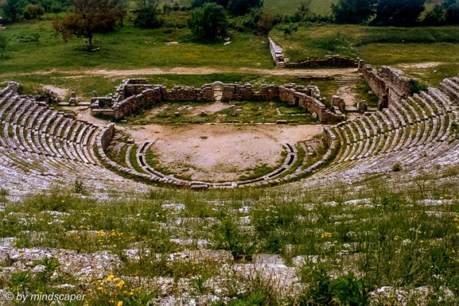 Dodona Ancient Theatre - 1994