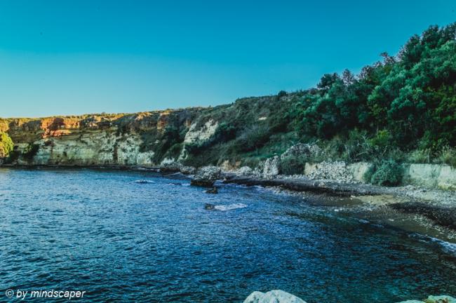 Livadia Beach Koroni - Sea Story