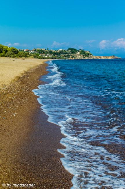 Zanga Beach - Koroni Sea Story