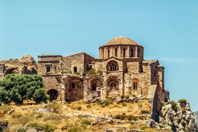 Agia Sophia - Akropolis Monemvasia