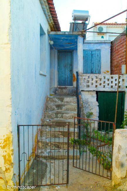 Door Entrance - Vasilitsi