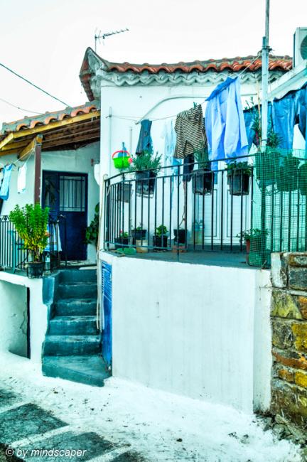 House Entrance - Vasilitsi