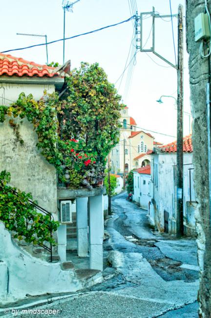 Small Alley and Agios Vasilios - Vasilitsi