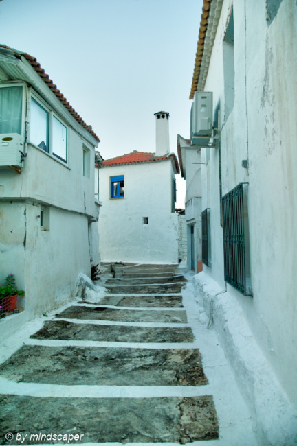 Small Alley - Vasilitsi