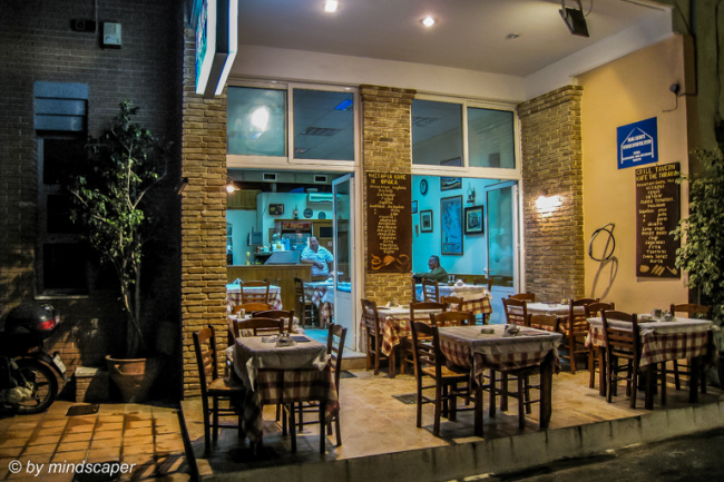 I Thraka Taverna/Psistaria - Koroni