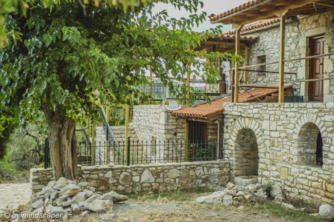 Stonehouse in Mistraki