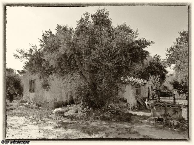 Abandonned Spiti - Koroni Outback