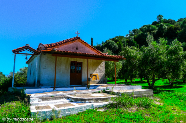 Small Church in Nea Koroni