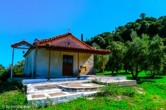 Small Church in Nea Koroni