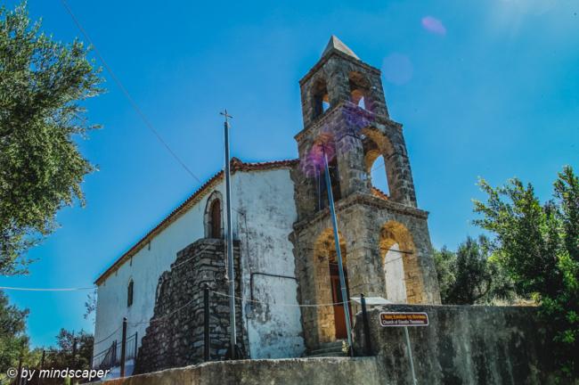 Eisodia Theotokou Church - Nea Koroni
