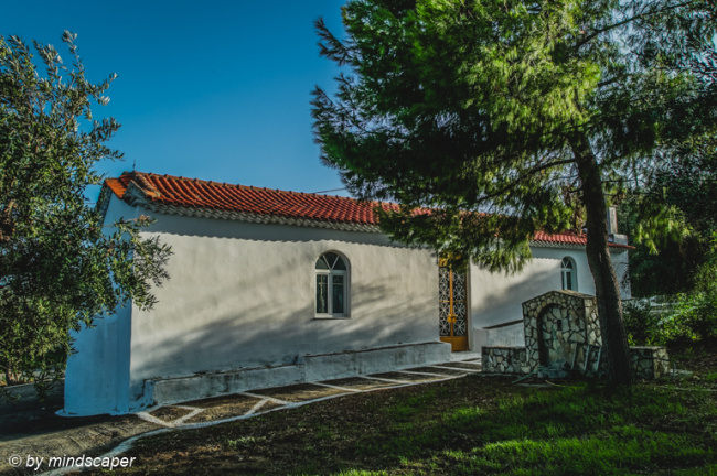 Agia Triada Church - Agia Triada Koroni