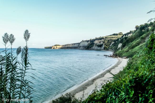 Agia Triada Beach & Coast to Koroni