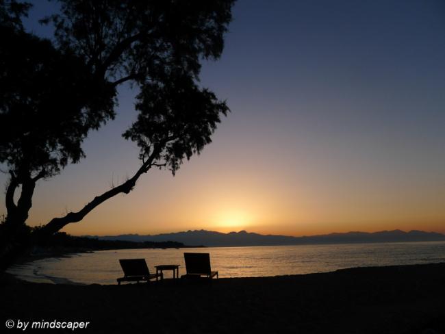 Before Sunrise at Limanaki