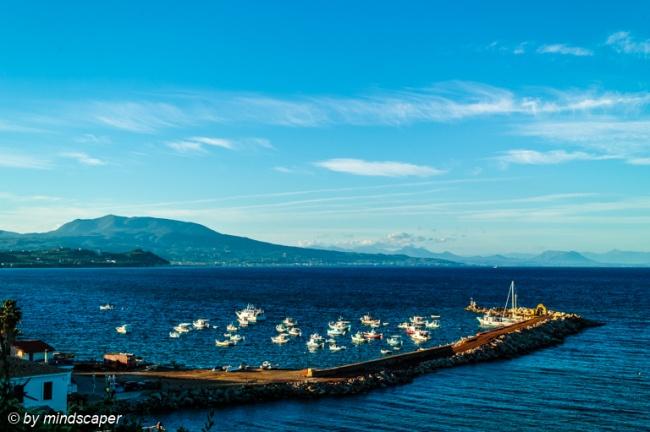Koroni Harbour - Sea Story